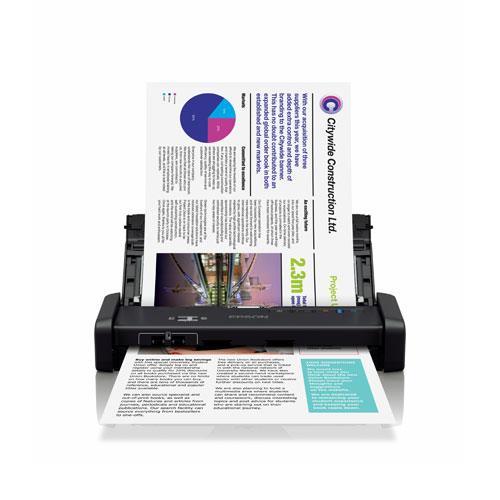 【福利品】 Workforce DS-310高效A4可攜式掃描器
