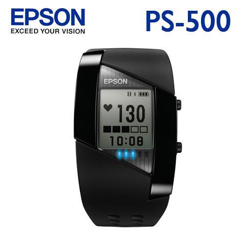【展示品】Pulsense PS-500 心率有氧教練運動手錶