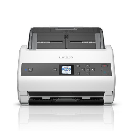 【福利品】Epson DS-870 商用文件饋紙式掃描器