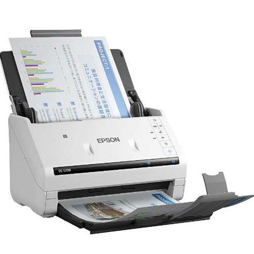 DS-570W商用高速無線文件掃描器