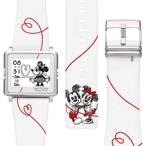 Smart Canvas Mickey Loves Minnie 米奇米妮戀愛放閃銀