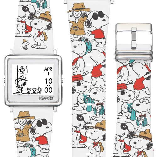 EPSON Smart Canvas  Many Face of Snoopy 百變史努比