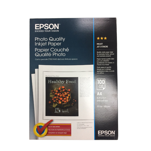 EPSON A4噴墨專用紙 S041786 (100入) /S041061)